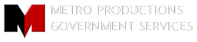 Metro Productions Government Services
